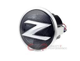 nissan infiniti logo nissan infiniti nissan oem 370z fender turn signal side emblem