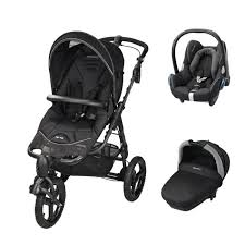 Poussette High Trek Siège Auto Bebe Confort Trio High Trek Black Black Achat