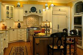 yellow kitchen theme ideas cozy tuscan kitchen designs awesome house