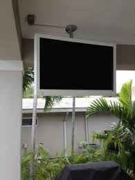 Pinterest Outdoor Rooms - best 25 outdoor tv mount ideas on pinterest outdoor tv stand