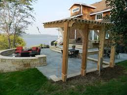 patio gazebo plans contemporary outdoor kitchen pergola the design of this backyard
