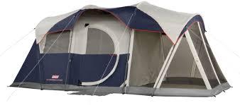 coleman elite weathermaster screened 6 person tent u0027s
