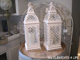 lanterns are a great home decor accessory for indoors or outdoors