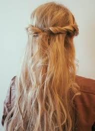 the simplest back to hairstyles for the lazy inside