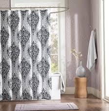 black and grey curtains stripe window curtain canopy curtain