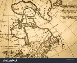 Map Canada by Old Map Canada Hudson Bay Stock Photo 677975293 Shutterstock