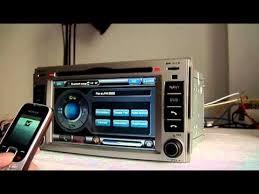 hyundai santa fe bluetooth hyundai santa fe dvd navigation with radio ipod bluetooth