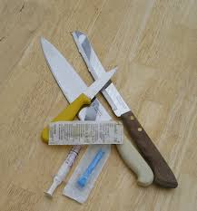 how to dispose of kitchen knives why wasn t my recycling collected somerset waste partnership