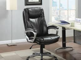 Executive Desk Chairs Office Chair Fascinating Black Metal Leather Executive Office