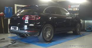 Porsche Macan S Diesel - porsche macan s diesel tuned to 305 hp by digiservices autoevolution