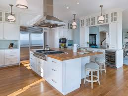 Large Kitchen With Island Large Kitchen Island With Stove Davitt Design Build Kitchen