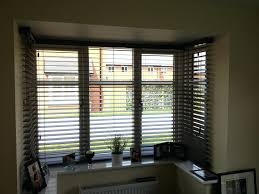 window blinds bay window with blinds argos bay window with