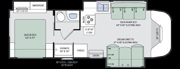 Motorhome Floor Plans 2016 Siesta 29tb Class B Plus Motorhomes Rvs Pinterest Rv