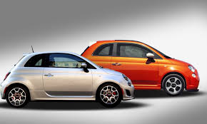 fiat 500 turbo vs fiat 500e digital trends
