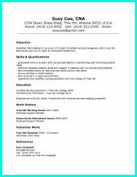 Resume Skills And Abilities Sample by Image Gallery Of Beautiful Design Cna Resume No Experience 6