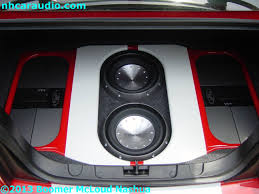 nissan murano bose subwoofer nissan 370z custom boomer nashua mobile electronics