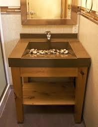 Concrete Vanity Concrete Countertop Bathroom Sink Molds Brightpulse Us