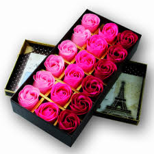 s day flowers gifts decorative fresh preserved flower box wedding souvenir