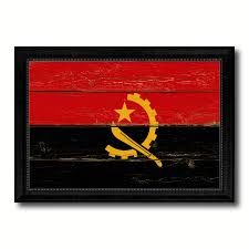 home decor gift items angola country vintage flag home decor gift ideas wall art
