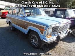 jeep grand wagoneer custom ed s project car swap meet jeep grand wagoneer custom detail