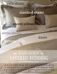5 ingredients for a beautifully made bed meadow lake road shams