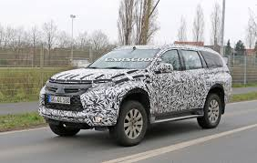 all new mitsubishi pajero arrives in europe this summer but which