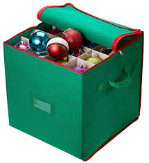 Up Decorations Ornament Storage Stores Up To 64