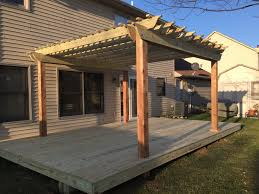 Decks With Roofs Pictures by Porches Decks Roofs Commercial Chuck U0027s Construction