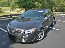 2012 buick regal gs u2013 making amends with power density drive