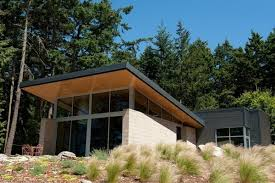 modern cabin design contemporary cabin with intriguing design details in washington
