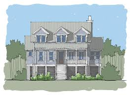 oyster bay u2014 flatfish island designs u2014 coastal home plans