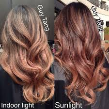 highlights vs ombre style 455 best style hair color images on pinterest colourful hair