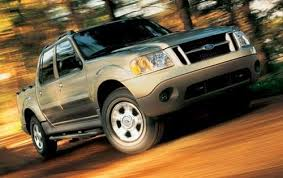 ford sports truck used 2005 ford explorer sport trac for sale pricing features