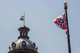 Mass Flag South Carolina U0027s Confederate Flag Not Lowered To Half Staff After