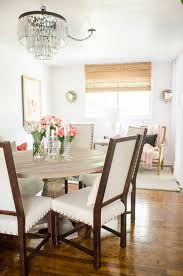 Modern And Traditional Mix In Dining Room Makeover - Dining room makeover pictures