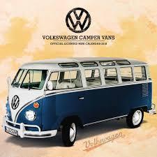 volkswagen westfalia camper volkswagen campers mini calendar 2018 calendar club uk