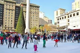 skate away thanksgiving day pounds on the rink sfgate