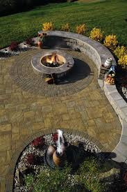 fire pit with seating fire pit seating distance lawnsite