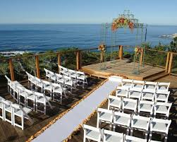 monterey wedding venues hyatt highlands venue ca weddingwire