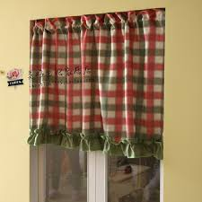 Ruffled Kitchen Curtains by Popular American Kitchen Curtains Buy Cheap American Kitchen