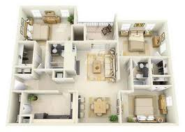 ranch floor plans with walkout basement bedroom ranch house plans with walkout basement awesome 3 bedroom