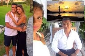 alexis sanchez wife arsenal star alexis sanchez reveals new girlfriend mayte rodriguez