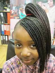 1920 hairstyles for kids african braids hairstyles for kids with ponytail cute american stock