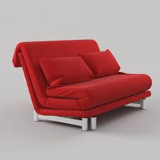 3d model modern sofa bed by ligne roset cgtrader