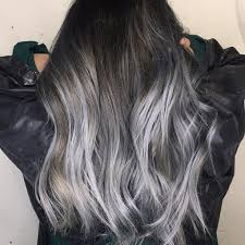 silver brown hair best 25 silver ombre ideas on pinterest silver ombre hair ash