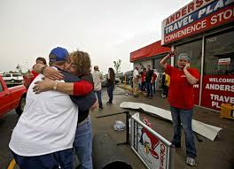 Oklahoma travel plaza images Tornado ravaged oklahoma businesses hope to reopen news ok jpg