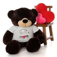 Personalized Graduation Teddy Bear Cuddles Graduation Teddy Bear With Personalized T Shirt 48in