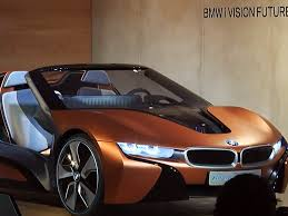 futuristic cars bmw bmw i vision car design business insider