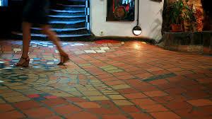 experimental the uneven floor by hundertwasser