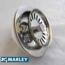 Stainless Steel Basket Strainer Waste Plug For Kitchen Sink Mm - Kitchen sink basket strainer plug